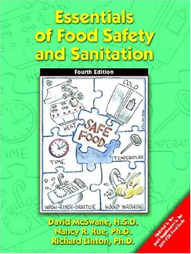 9780131196599: Essentials of Food Safety and Sanitation (4th Edition)