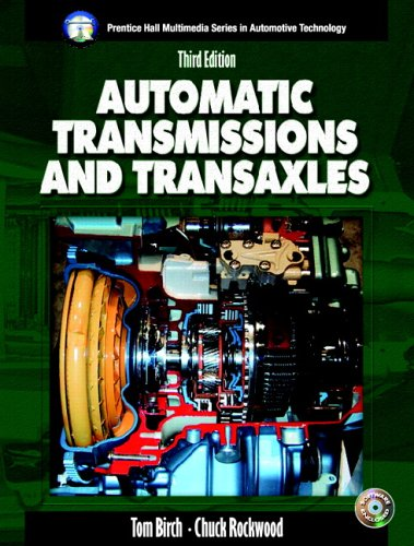 9780131197299: Automatic Transmissions and Transaxles