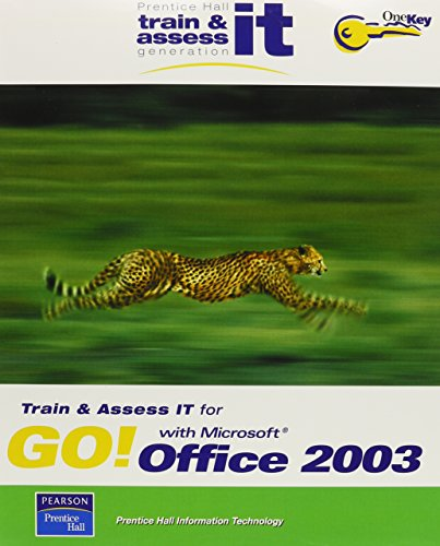 9780131197343: TAIT Go 2003 V2.3 Valuepack OneKey Package