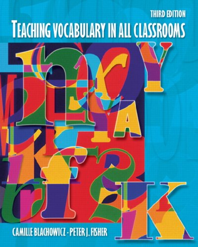 9780131198036: Teaching Vocabulary in All Classrooms (3rd Edition)