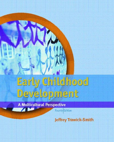 9780131198050: Early Childhood Development: A Multicultural Perspective