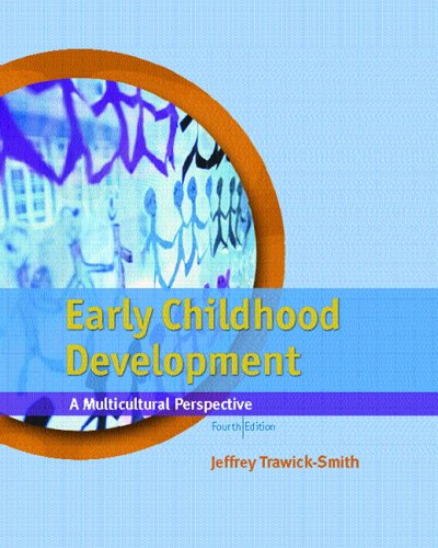 9780131198050: Early Childhood Development: A Multicultural Perspective (4th Edition)