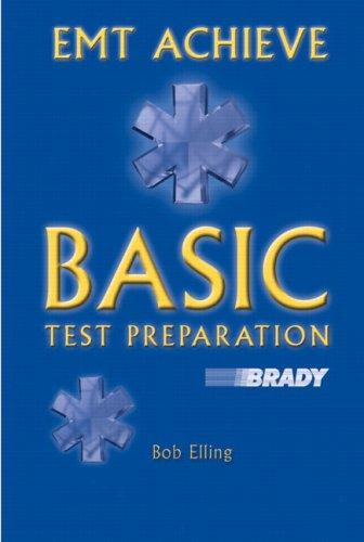 9780131198524: Emt Achieve: Basic Test Preparation - Online Access Code Only