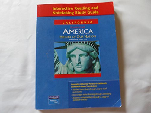 Prentice Hall America History of Our Nation: Pearson Prentice Hall