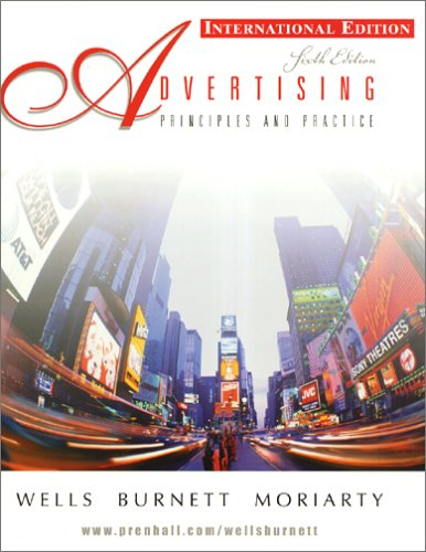 9780131202061: Advertising: Principles and Practice (6th Edition)