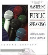 9780131202702: Mastering Public Speaking