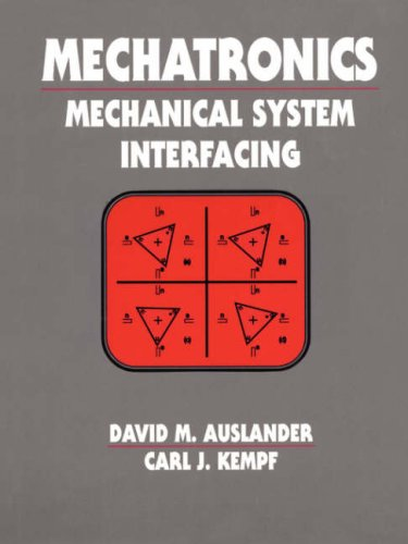 9780131203389: Mechatronics: Mechanical System Interfacing