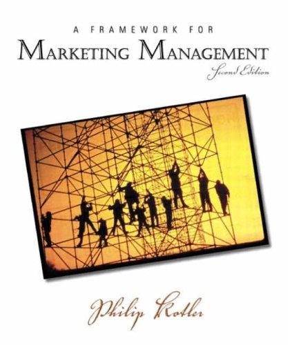 9780131204270: A Framework for Marketing Management (International Edition)