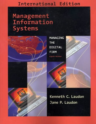 kenneth c laudon and jane p laudon Kenneth c laudon (autore), jane p laudon (autore)  jane price laudon is a  management consultant in the information systems area and the author of.