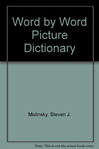 9780131211612: Word by Word Picture Dictionary