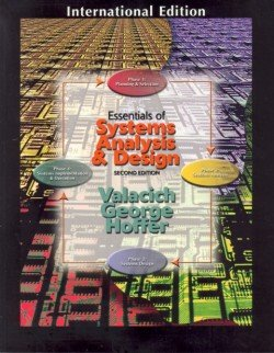 9780131211926: Essentials of Systems Analysis and Design (International Edition)