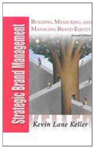 9780131216112: Strategic Brand Mgmt& REV Case Bk Strtgc Pkg