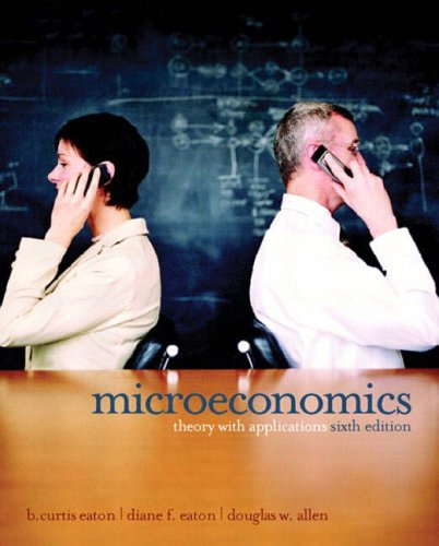 9780131217904: Microeconomics: Theory with Applications