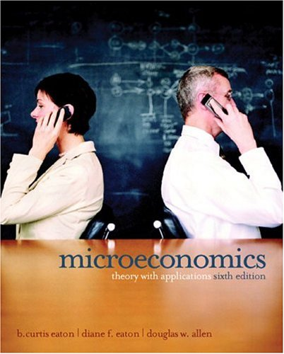 9780131217904: Microeconomics: Theory with Applications, Sixth Canadian Edition (6th Edition)