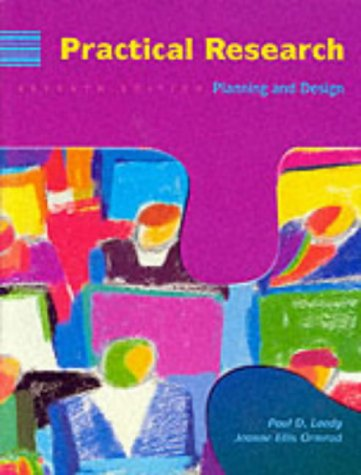 9780131218543: Practical Research: Planning and Design: International Edition