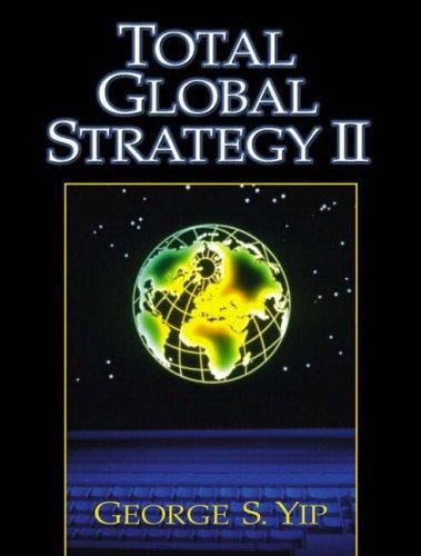 9780131218772: Total Global Strategy II (International Edition)