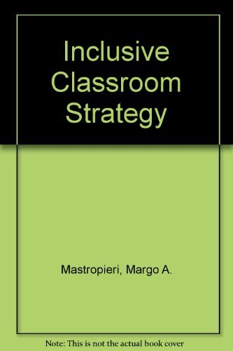 9780131218994: Inclusive Classroom Strategy