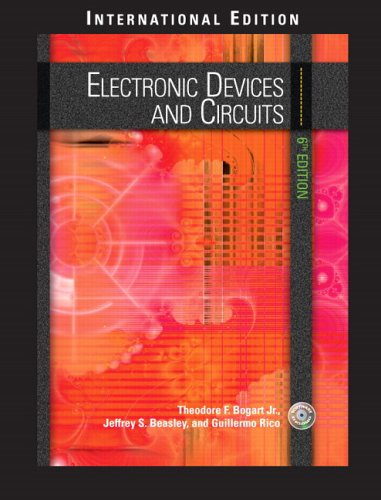 9780131219908: Electronic Devices and Circuits: International Edition