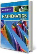 9780131220263: Prentice Hall Mathematics: Course 1: North Carolina