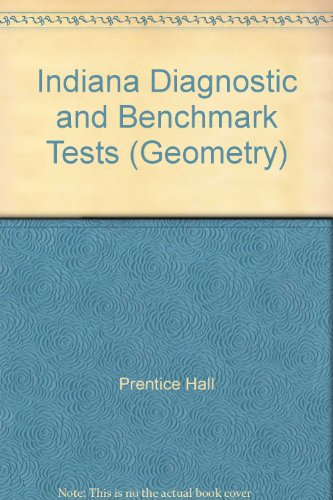 Indiana Diagnostic and Benchmark Tests (Geometry)