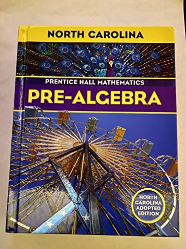 9780131220614: Pre-Algebra (Glencoe Science)