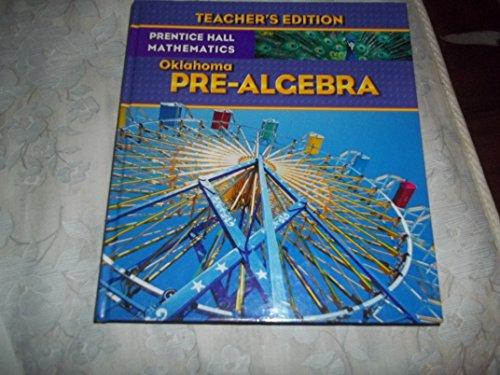 9780131220850: Prentice Hall Mathematics Pre-Algebra Oklahoma Teachers Edition