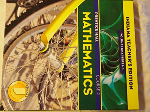 Prentice Hall Pearson, Mathematics Course 2 7th