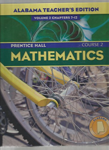 9780131221369: Mathematics (Prentice Hall, Volume 2: Course 2: Chapters 7-12)