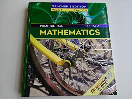 Prentice Hall Mathematics Course 2 Teacher's Edition