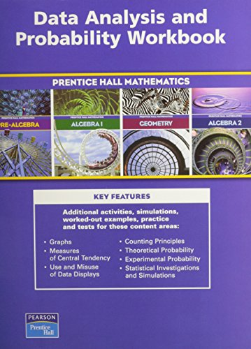 Prentice Hall Mathematics : Algebra 1 Data: Prentice-Hall Staff
