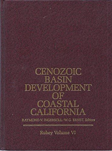 9780131222434: Cenozoic Basin Development of Coastal California
