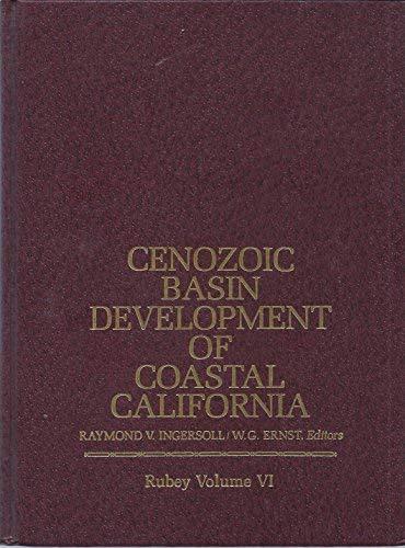 9780131222434: Cenozoic Basin Development of Coastal California (Rubey, Vol 6)