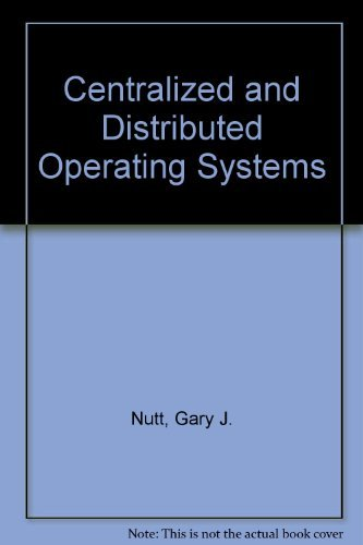 9780131223264: Centralized and Distributed Operating Systems