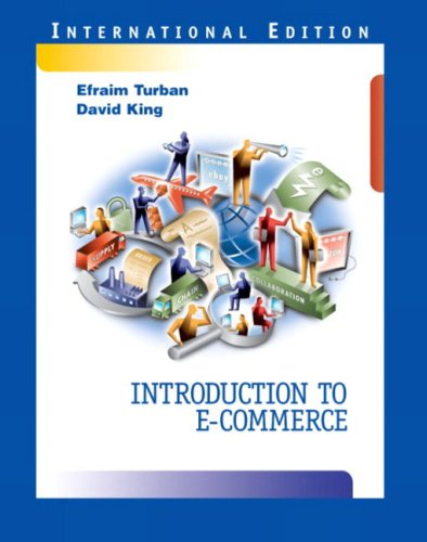 9780131224506: Introduction to E-Commerce