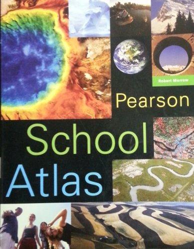 9780131225060: Pearson School Atlas