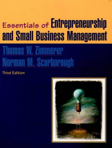 9780131225152: Essentials of Entrepreneurship and Small Business Management (International Edition)