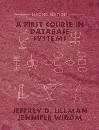 9780131225206: A First Course in Database Systems