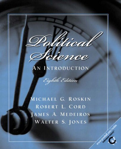 9780131227767: Political Science: An Introduction