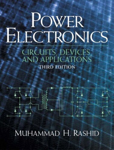 9780131228153: Power Electronics: Circuits, Devices and Applications