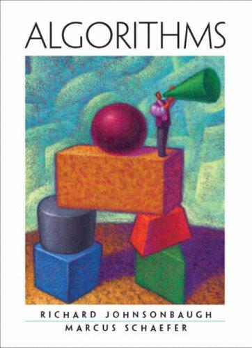 9780131228535: Algorithms: International Edition