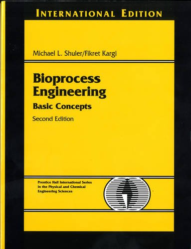 9780131228573: Bioprocess Engineering: Basic Concepts: International Edition