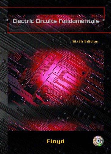 9780131228863: Electric Circuit Fundamentals