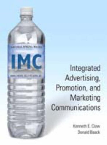 9780131229273: Integrated Advertising, Promotion, and Marketing Communications:(International Edition)