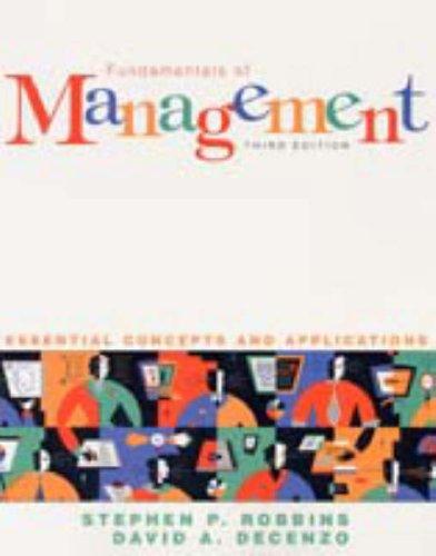 9780131229280: Fundamentals of Management E-business (Pie)