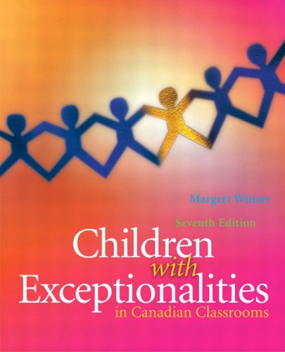 9780131229365: Children with Exceptionalities in Canadian Classrooms