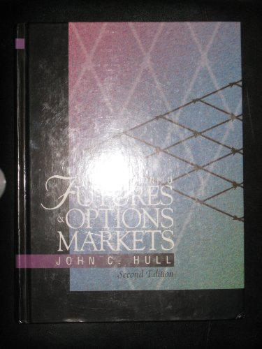 9780131229617: Introduction to Futures and Options Markets