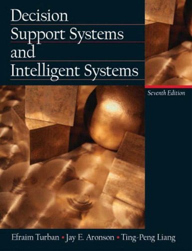 9780131230132: Decision Support Systems and Intelligent Systems