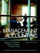 9780131230262: Management Accounting