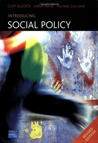 9780131231252: Introducing Social Policy