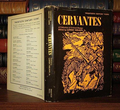9780131232990: Cervantes: A Collection of Critical Essays (20th Century Views)